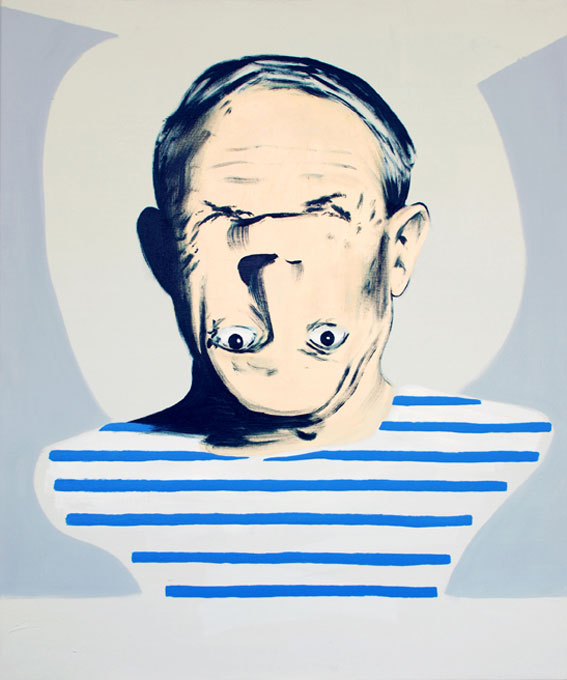 Being Pablo Picasso by Darren Coffiled