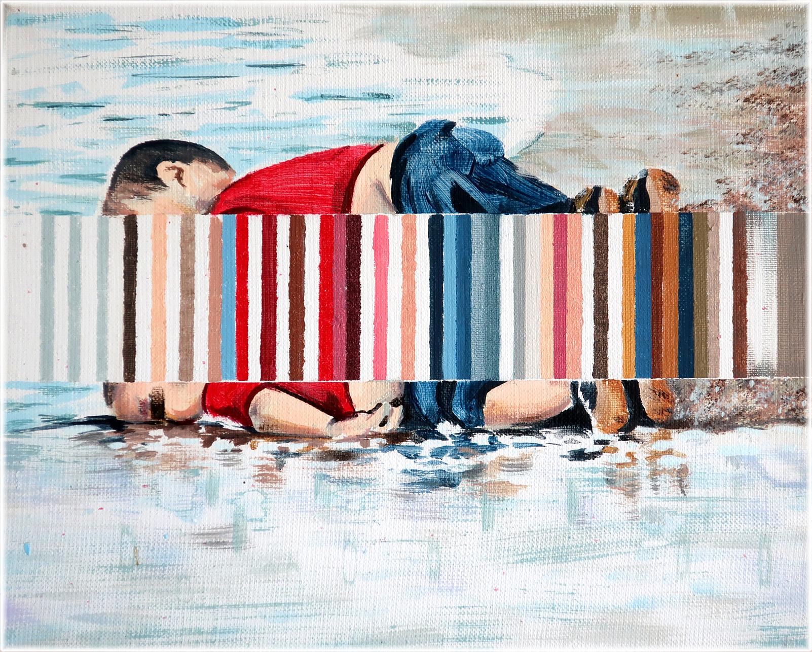 Buoy by Darren Coffield