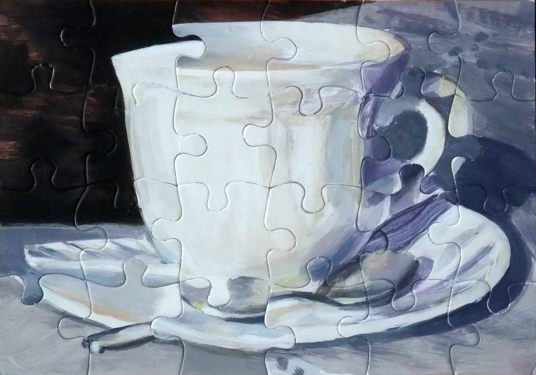 Teatime 1 by Darren Coffield