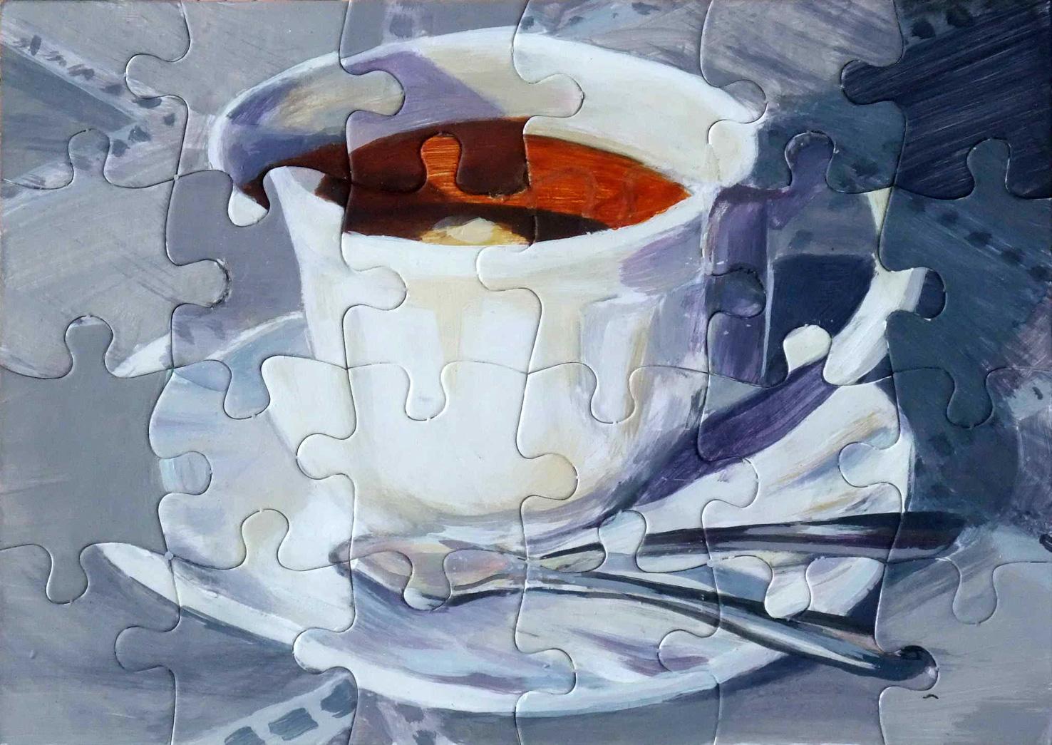 Teatime 3 by Darren Coffield