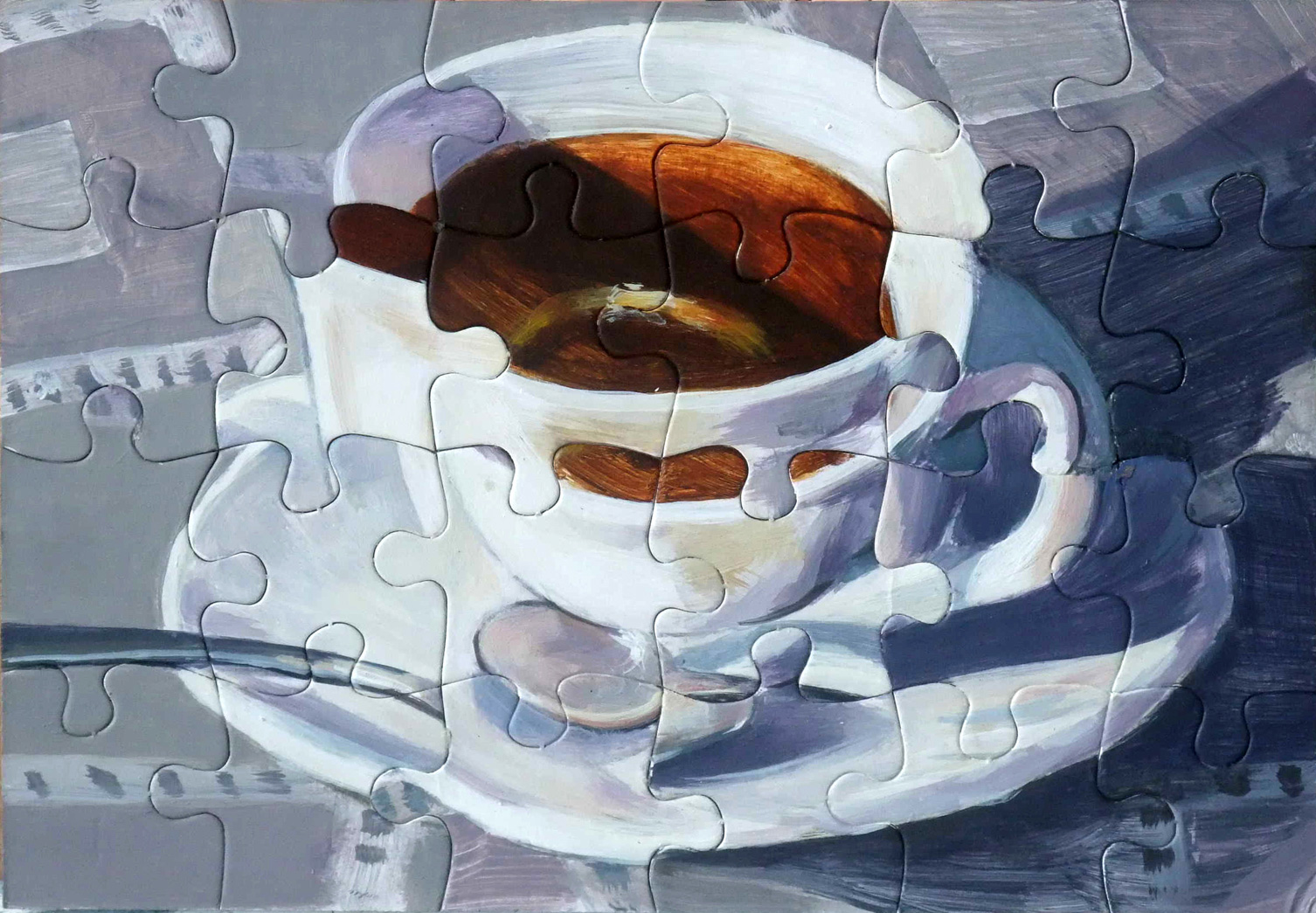 Teatime 4 by Darren Coffield