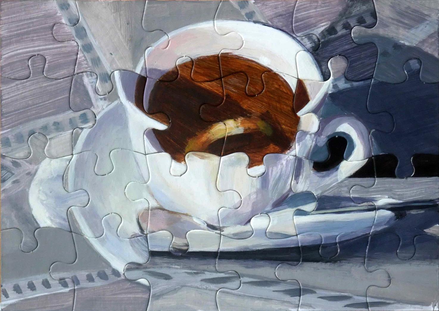 Teatime 5 by Darren Coffield